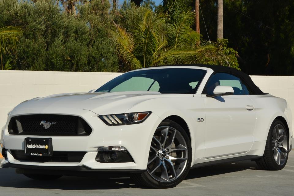 Z Mustang Gt Convertible